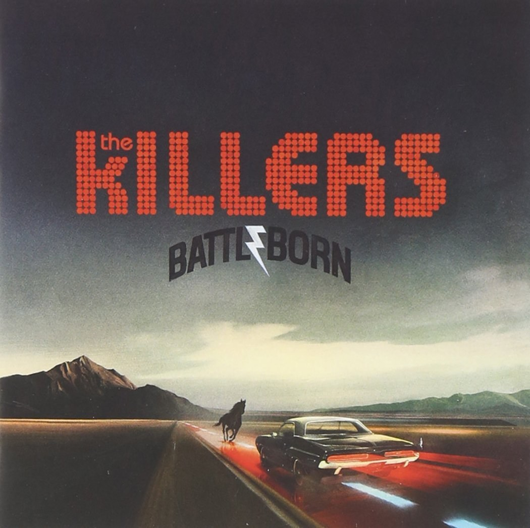 Battle Born cover art