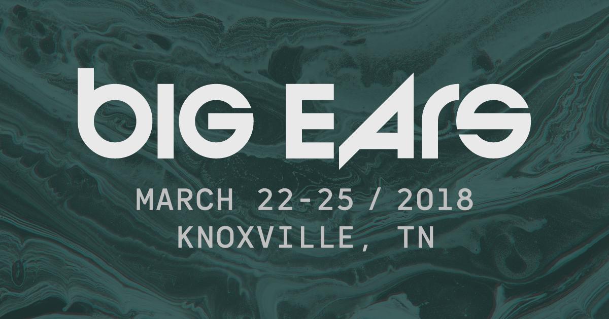Big Ears Festival '18