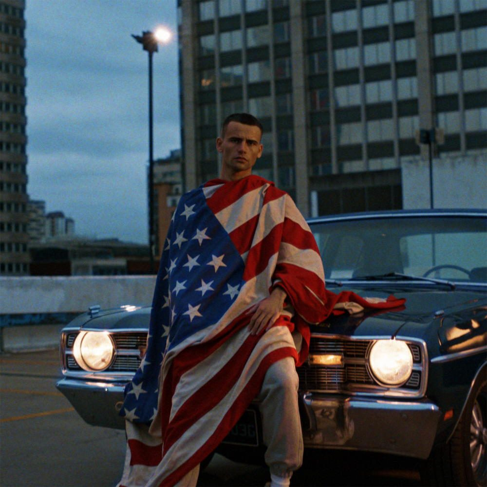 'The American Dream' cover art