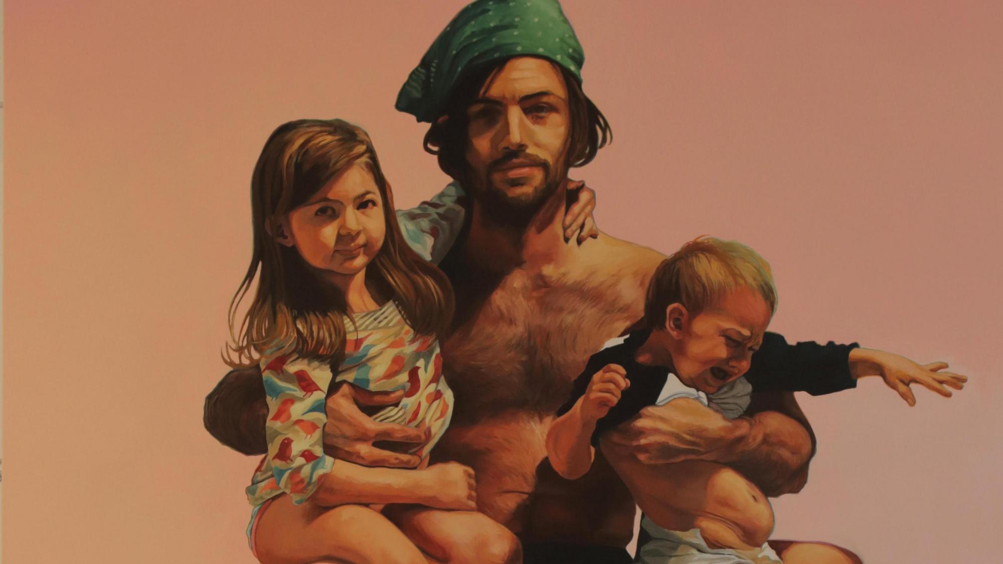 """""""Fatherhood"""" by Scott Avett"""