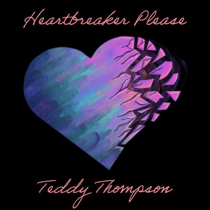 'Heartbreaker Please' cover art
