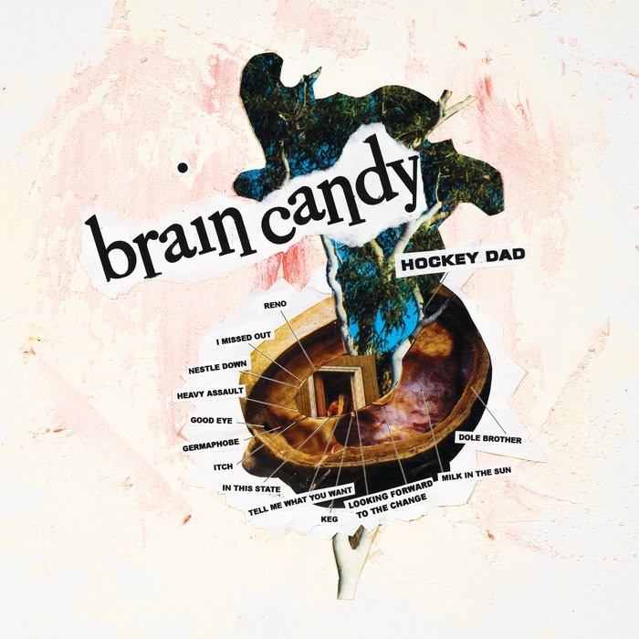 'Brain Candy' cover art