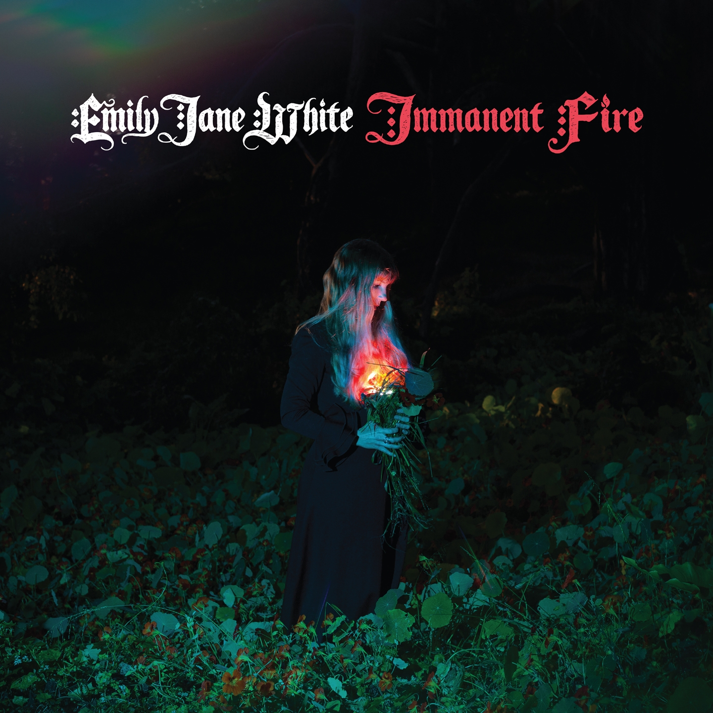 'Immanent Fire' cover